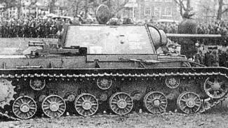Возле воронежского села появится памятник танку «Беспощадный»