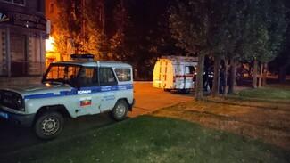 В Воронеже нападавший на старушек грабитель пытался убежать от полиции по крышам домов