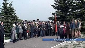 Подгоренские ветераны побывали на Щучьенском плацдарме