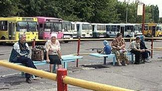 Пассажирский транспорт области оставляет желать лучшего