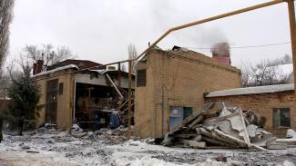 В Воронеже после обрушения 30-метровой трубы сотрудница котельной попала в реанимацию