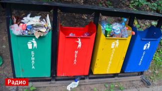 ЖКХ-ликбез: как приучить воронежцев к раздельному сбору мусора