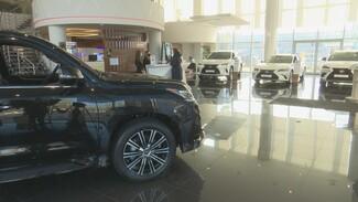 Дилерский центр Lexus в Воронеже признали одним из лучших в Европе
