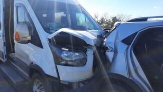 Стало известно о ещё одном пострадавшем в ДТП с микроавтобусом и иномаркой под Воронежем