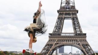 Воронежская гимнастка снялась в рекламе чемпионата Европы в Париже