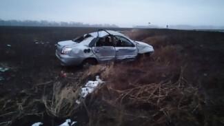 В Воронежской области в ДТП разбился 16-летний парень