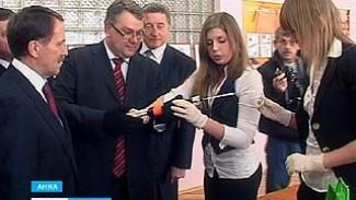 Губернатор Алексей Гордеев побывал с рабочим визитом в Аннинском районе