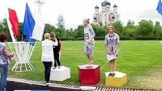"""На стадионе """"Факел"""" прошёл областной чемпионат по лёгкой атлетике"""
