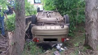 В Воронежской области после ДТП с грузовиком погибла 85-летняя пассажирка Daewoo Matiz
