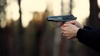 Под Воронежем женщина незаконно обзавелась пистолетом с глушителем и 500 патронами