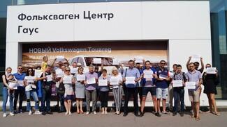 Оставшиеся без денег и машин клиенты воронежского «Гауса» записали обращение к Путину