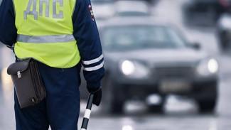 Штат сотрудников ГИБДД в Воронежской области сократили на 10%