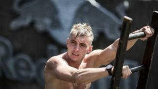 Воронежский хайдайвер Артём Сильченко прыгнет со скалы вулкана