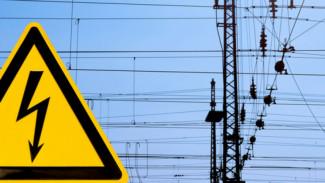 На железной дороге в Воронежской области школьника ударило током