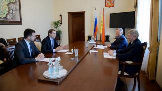 «ФосАгро-Регион» инвестирует в агропром Воронежской области более 115 млн рублей