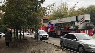 В Воронеже эвакуировали общежитие ВГУ: появилось видео
