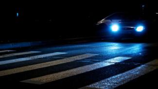 В Воронежской области идущая по переходу пенсионерка попала под машину