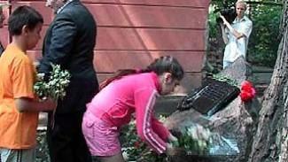 В Воронеже вспоминали трагедию 67-летней давности