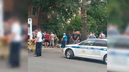 Трое сбитых на тротуаре пешеходов оказались сотрудниками крупной воронежской фирмы