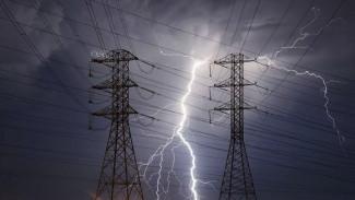 Воронежские энергетики завершили подготовку к сезону гроз
