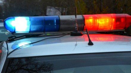 В Воронежской области неизвестный водитель сбил подростка на мотоцикле и сбежал