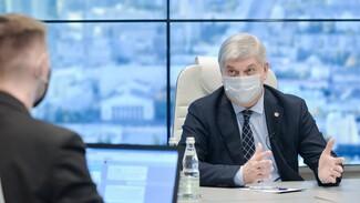 Воронежский губернатор вошёл в состав Госсовета