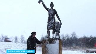 В Воронежской области установили собственную «Родину-мать»