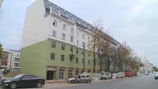Строительство на главной площади Воронежа обернулось архитектурным скандалом