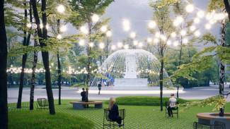 Водокачка и пешеходный мост. В Воронеже представили проект реконструкции парка «Орлёнок»