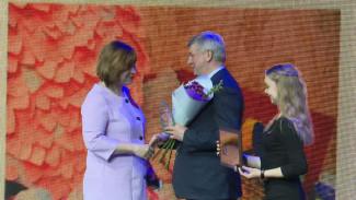 Лауреаты премии «Добронежец» получили награды из рук воронежского губернатора