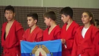 Пятеро самбистов из Воронежской области стали призёрами всероссийских соревнований