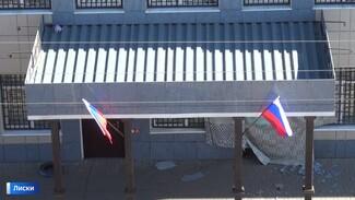«Лежали на полу 15 минут». Воронежцы рассказали о взрыве отдела полиции в Лисках