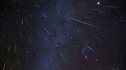 Жители Воронежской области смогут увидеть один из самых ярких звездопадов года