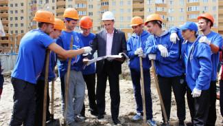 В «Воронежэнерго» начался сезон студенческих стройотрядов