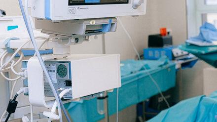 В Воронежской области возросло число свободных коек для больных COVID-19