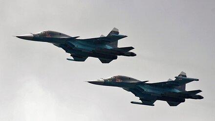 Бомбардировщики Су-34 вернутся на воронежский Балтимор осенью