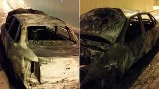 В Воронеже после поджога автомобиля многодетной семьи возбудили дело