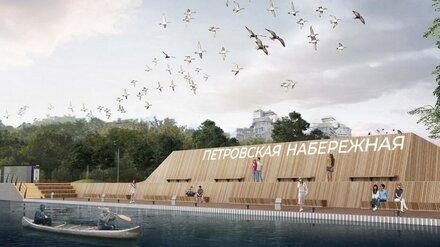 Власти Воронежа начали поиск проектировщика для 2 очереди обновления Петровской набережной