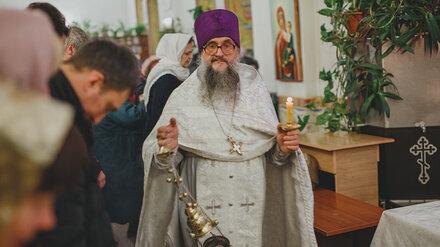 Стало известно о состоянии заболевшего воронежского священника