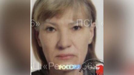 В Воронеже пропала 56-летняя женщина