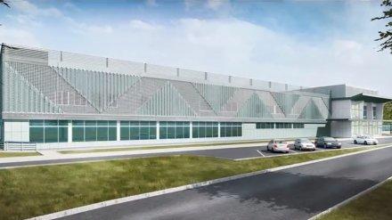 В Нововоронеже к концу года построят новый спортивный комплекс