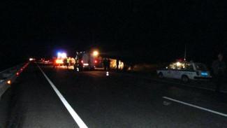 В ДТП на трассе в Воронежской области пострадали 5 человек
