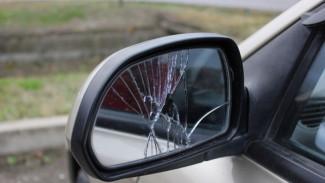 В Воронежской области пострадал водитель перевернувшейся иномарки