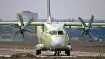 Воронежский авиазавод выпустит 200 военно-транспортных самолётов Ил-112В