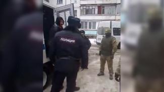 Появилось видео с задержанным экс-кандидатом в мэры Воронежа