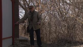 Владелец коттеджа заблокировал доступ к реке воронежским сельчанам