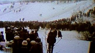 Ледяная карусель и катания с горки. Как праздновали Масленицу в советском Воронеже