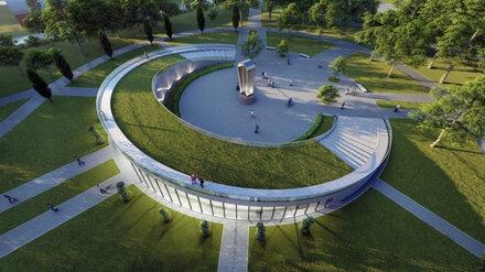 Воронежцев пригласили обсудить планировку парка Победы у «Арены»