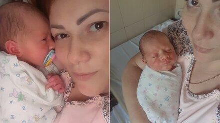 Роды в режиме ЧС. Как заражённая COVID-19 жительница Воронежа стала мамой в «красной зоне»
