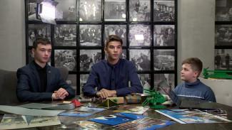 Воронежские школьники удивили опытных мастеров на Лейпцигской ярмарке реставраторов